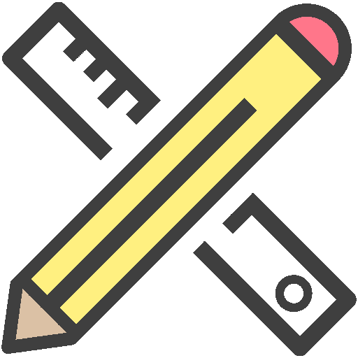 Diseño a medida icono
